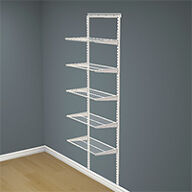 Elfa Shelving Starter Kit 1