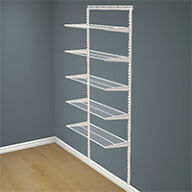 Elfa Shelving Starter Kit 2