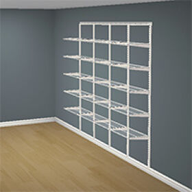 Elfa Shelving Starter Kit 5