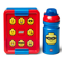 LEGO Lunch Set - Iconic