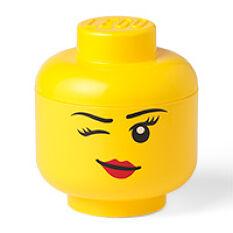 Giant LEGO Winky Storage Head - Small