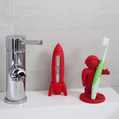 Kid's Toothbrush Holder & Timer