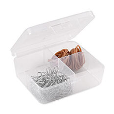 4 Compartment Plastic Divider Box