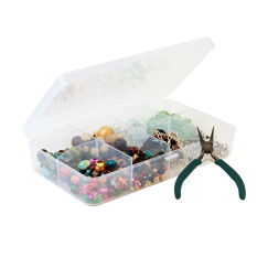 8 Compartment Plastic Divider Box