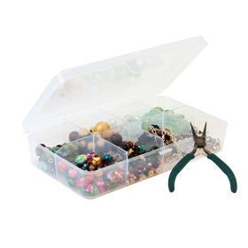 8 Compartment Plastic Divider Box