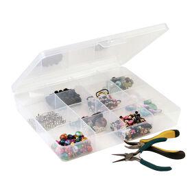 16 Compartment Plastic Divider Box