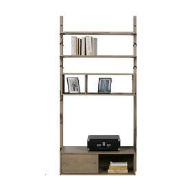 Oak Gyan Storage Single Unit - 3