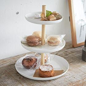 3 Tier Dessert Stand - Tosca