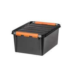 15 Ltr Tool Storage Box with Caddy