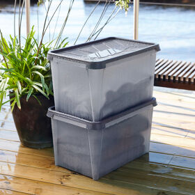 XL Waterproof Storage Box - 50 Ltr