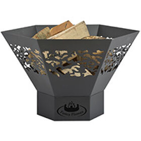 Laser Cut Fire Bowl