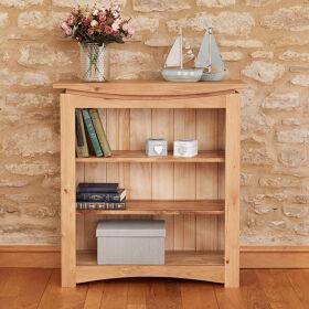 Small Oak Bookcase - Roscoe