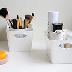 Clutter Clearing Mini-Crate