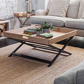 Oak Butlers Coffee Table