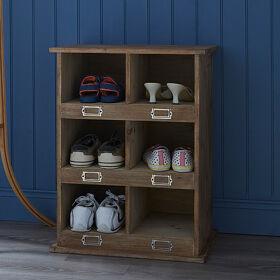 Farnworth Shoe Locker - 6 Cubbies
