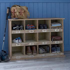 Farnworth Shoe Locker - 12 Cubbies