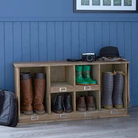 Farnworth Shoe & Welly Locker