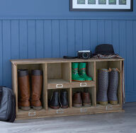 Farnworth Shoe & Welly Locker