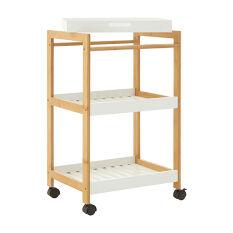 Nostra Shelf Trolley