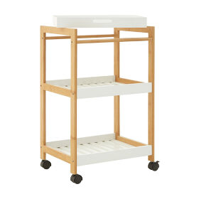 Nostra Shelf Trolley