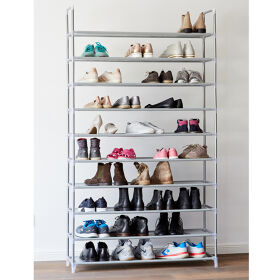 XXL Stacking Shoe Rack