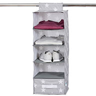 Hanging Organiser With Drawer