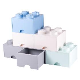Giant LEGO Storage Drawers - Pastel Drawer Bundle