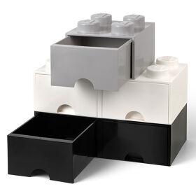 Giant LEGO Storage Drawers - Black & White Drawer Bundle