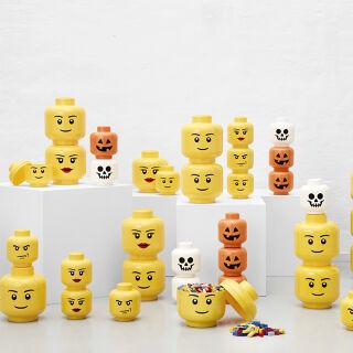 Storage Heads