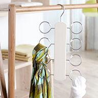 Hanging Scarf Organiser