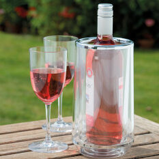 Double Walled Acrylic Wine Cooler
