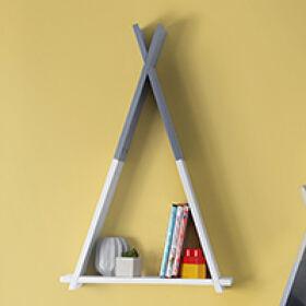 Teepee Wall Shelf