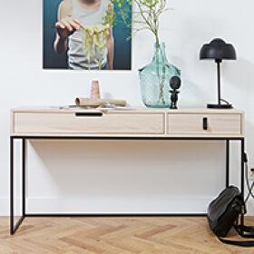 Ashwood Console Table - Silas