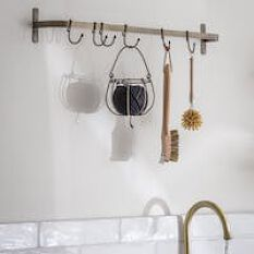 Utensil Hook Rack - Brompton