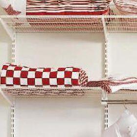 Elfa Ventilated Shelf - 120cm x 30cm