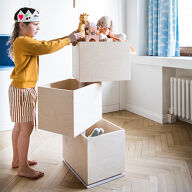 Rotating Storage Carousel - 3 Boxes