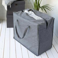 Soft Storage Bag with Handles