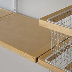 Elfa Decor Dresser Shelf - 60cm