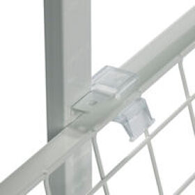 Elfa Wire Basket Stops
