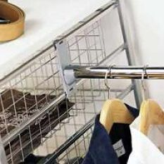 Elfa Clothes Rail Kit - Frame to Frame
