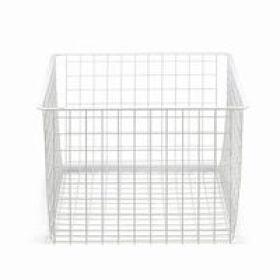 Elfa Wire Basket 35cm x 54cm - Deep