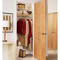 Elfa Hallway/Cloakroom - Best Selling Solution 1