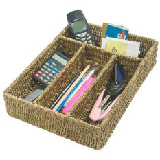 Seagrass Drawer Organiser