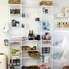 Elfa Ultimate Pantry Storage Unit