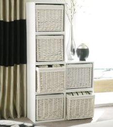 Modular Wooden Storage Cube