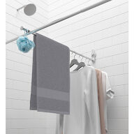 Sure-Lock Foldaway Shower Drying Bar