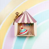 The Big Top Circus Shelf