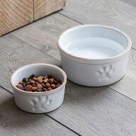 Stoneware Pet Bowl - Small