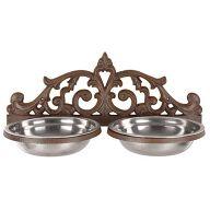 Wall Mounted Dog Bowls