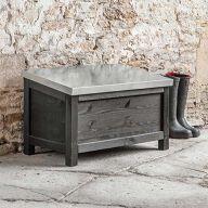 Moreton Outdoor Storage Box - Small